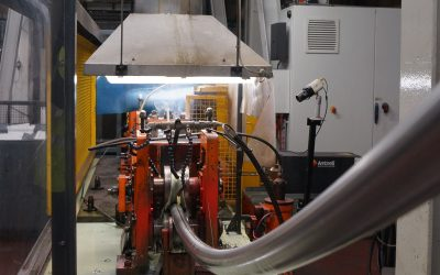 KM Tools refurbishes and updates Vector Pipe Line machines for Klarius
